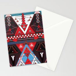 Temperature is Rising Stationery Cards