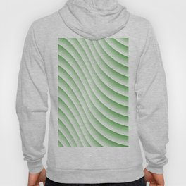 Wavy striped Hoody