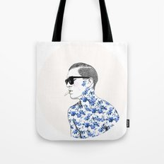 Inked #2 Tote Bag