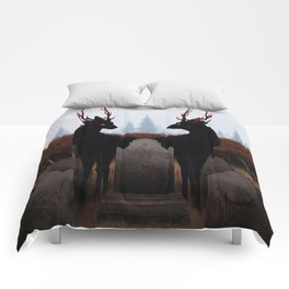 The Mourners Comforters