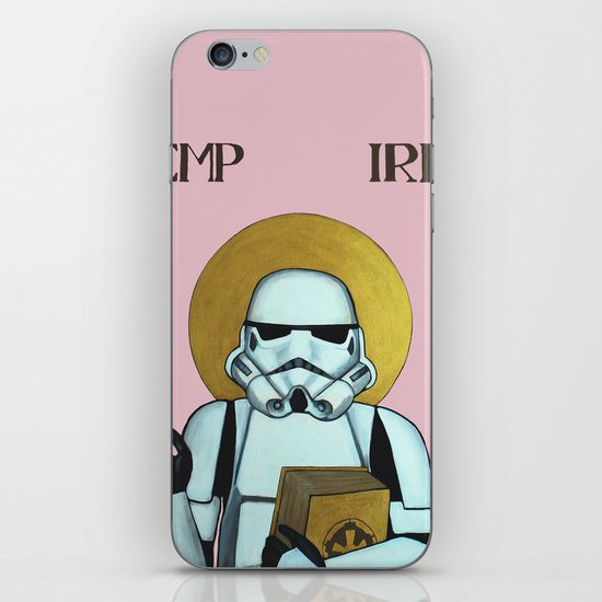 """EMPIRE"" - Star Wars, Stormtrooper iPhone & iPod Skin"