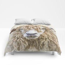 Longwool Sheep Comforters