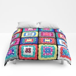 Granny Square Comforters