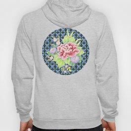 Brocade Bouquet Hoody