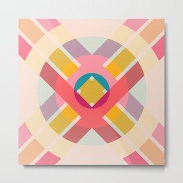 Dabuadep - Colorful Abstract Art Metal Print