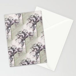 Cherubs & Clockwork Hearts Stationery Cards