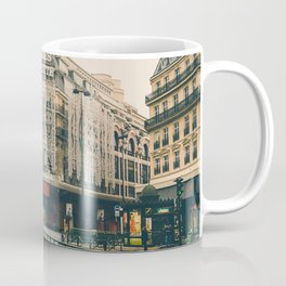 France Photography - Metro Station In Paris Coffee Mug