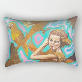 Picnic Rectangular Pillow