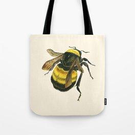 Vintage Scientific Bee Tote Bag