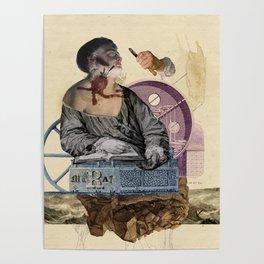 La Mort de Marat Poster