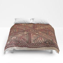 Trip to Morocco Comforters