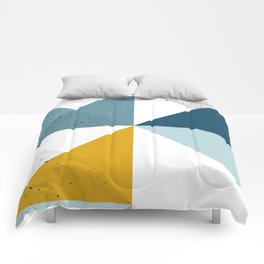 Modern Geometric 18 Comforters