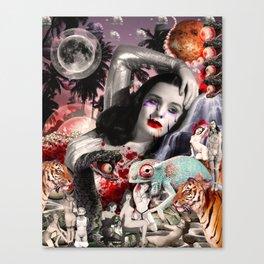 Neptune Avenue Canvas Print