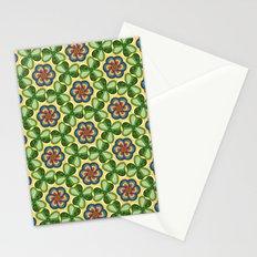 St. Patrick's Pattern Stationery Cards