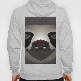2D Sloth 1a Hoody
