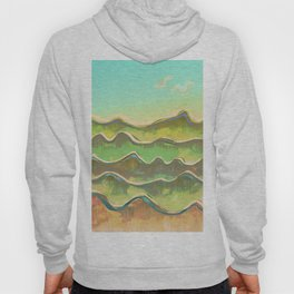 Magic Flight over the Sea of Clouds Hoody