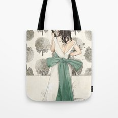 A Shotgun Kind of Wedding Tote Bag