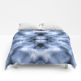 Digital abstract disign Comforters