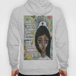 Nurse - African American  Hoody