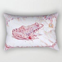Princess and the Frog Rectangular Pillow