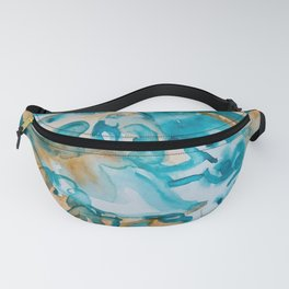 Blue Crabs Fanny Pack