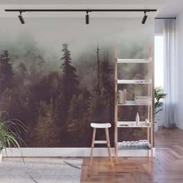 Weekend Escape - Forest Nature Photography Wall Mural