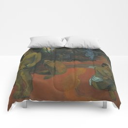 Paul Gauguin - Te Pape Nave Nave (Delectable Waters) Comforters
