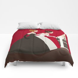 Prinzess Neugier Comforters