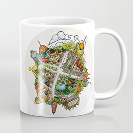 Tiny Planet Coffee Mug