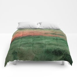 Sunset V Comforters