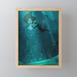 The Prophecy Framed Mini Art Print