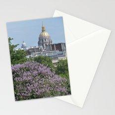 Domes de Paris Stationery Cards