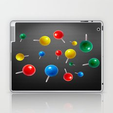Pushpins  Laptop & iPad Skin