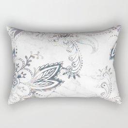 Dreamy Paisley Rectangular Pillow
