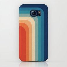 Retro 70s Color Palette III Slim Case Galaxy S8