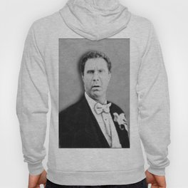 Will Ferrell Funny Old School Tee Shirt Hoody