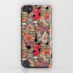 Because Sloths iPod touch Slim Case