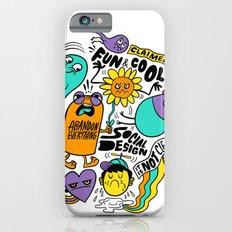 Fun & Cool Slim Case iPhone 6s