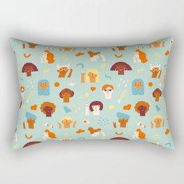 We are women Rectangular Pillow