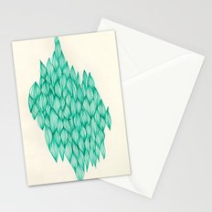 past participle Stationery Cards