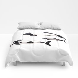 Commerson´s dolphins Comforters
