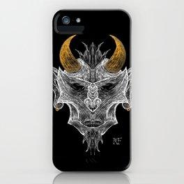 Devil #1 iPhone Case