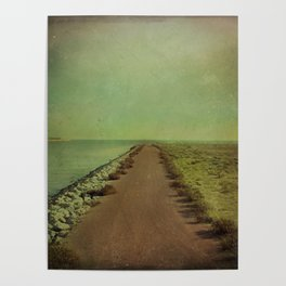 The end of the road Poster