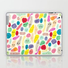 Colored Faces Laptop & iPad Skin