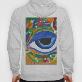 Flowers in the moon Hoody