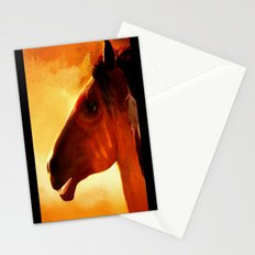 HORSE - Apache Stationery Cards