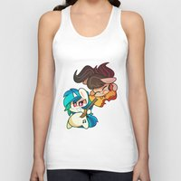 cello Tank Tops featuring Drop The Cello! by Life Loser