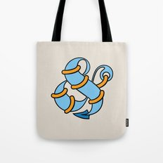 Et Anchor Tote Bag