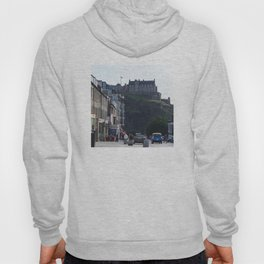 View of Edinburgh Castle from New Town Hoody