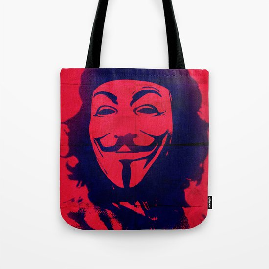Expect Che Tote Bag